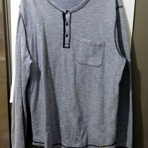 Lucky Brand XL mens long sleeve shirt